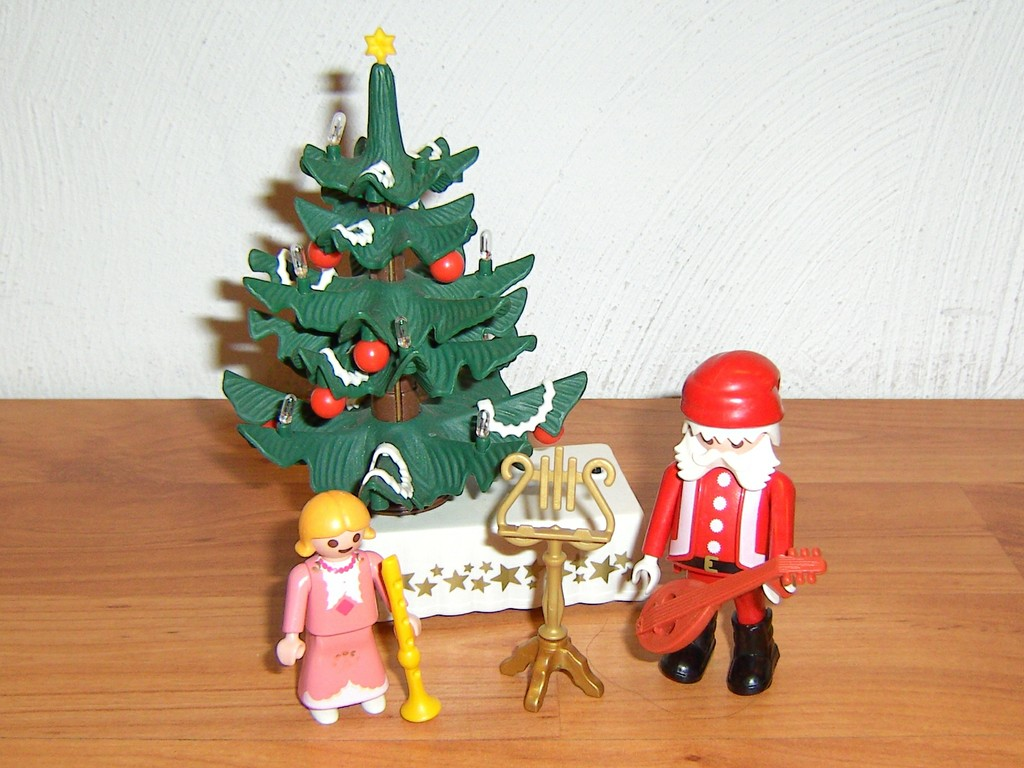 Playmobil Weihnachtsbaum.Playmobil Playmobil Tannenbaum
