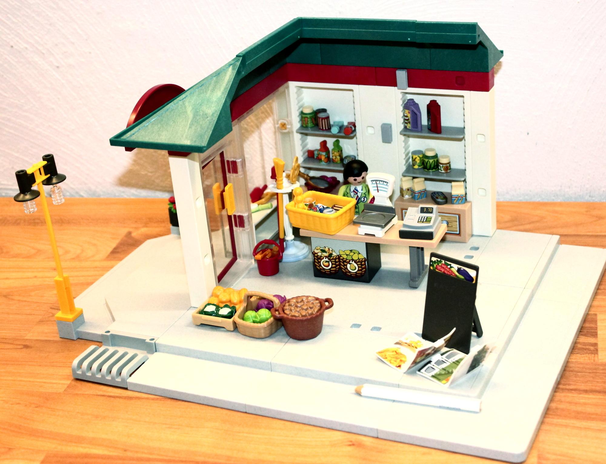 Playmobil modernes wohnen