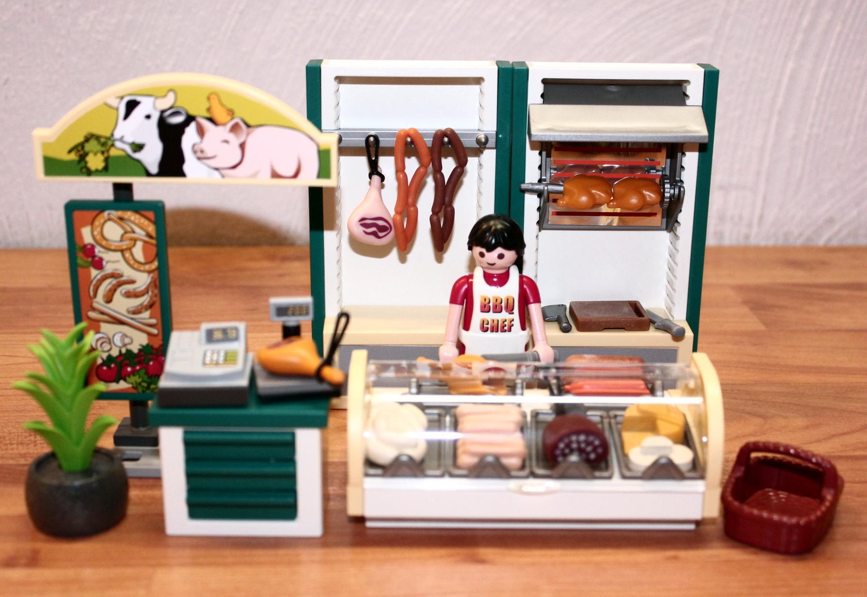 Idee playmobil moderne küche playmobil modernes wohnen